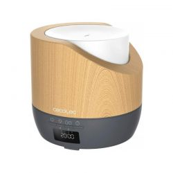 Ηλεκτρικός Διαχυτής Αρώματος και Υγραντήρας Cecotec Pure Aroma 500 Smart Grey Woody CEC-05640