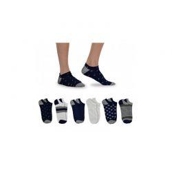 Σετ Ανδρικές Χαμηλές Κάλτσες 12 Ζευγάρια 40 - 46 MWS3648