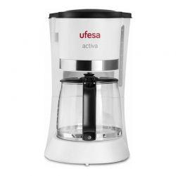 Καφετιέρα Φίλτρου 1.2 Lt INOX ACTIVA UFESA CG7123