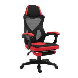 Καρέκλα Gaming με Υποπόδιο 58 x 72 x 108-118 cm Vinsetto 921-233