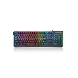 Ενσύρματο Πληκτρολόγιο Gaming USB με LED Φωτισμό US Layout K70L Motospeed MT00018