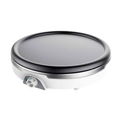 Ηλεκτρική Κρεπιέρα 1350 W Fun Crepestone XL Inox Cecotec CEC-08019