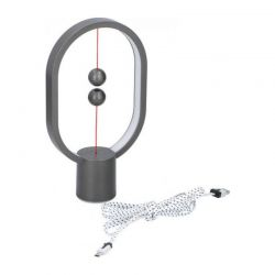 Επιτραπέζια Διακοσμητική Λάμπα LED 3 W με Μαγνητικό Διακόπτη και 2 Μαγνήτες Heng Balance Lamp Grundig 14779