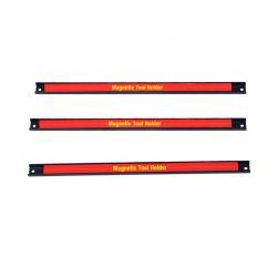 Σετ Μαγνητικές Μπάρες Συγκράτησης Εργαλείων 3 τμχ Costway TL35307