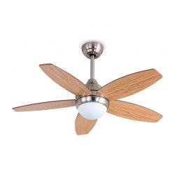 Ανεμιστήρας Οροφής - Φωτιστικό 60 W FLOWOOD CREATE IKOHS 8435572608651