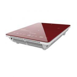 Επαγωγική Εστία 2000 W Cecotec Full Crystal Scarlet CEC-08014