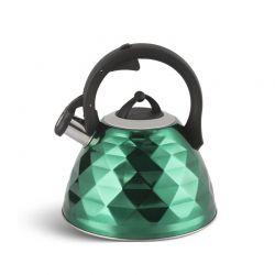 Βραστήρας Νερού - Τσαγερό 3 Lt Χρώματος Πράσινο Edenberg EB-8821