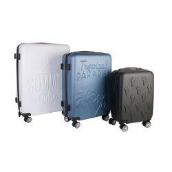 Σετ 3 Βαλίτσες Καμπίνας JET LAG VO1341