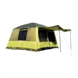 Σκηνή Camping 8 Ατόμων 410 x 310 x 225 cm Outsunny A20-052