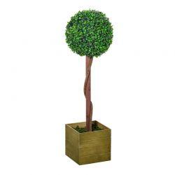 Τεχνητό Φυτό Buxus 87 cm Outsunny 844-341
