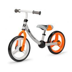 Παιδικό Ποδήλατο Ισορροπίας Kinderkraft 2Way Next Χρώματος Πορτοκαλί KR2WAY00ORA00000