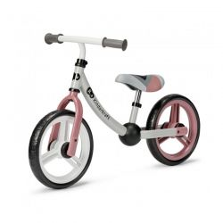 Παιδικό Ποδήλατο Ισορροπίας Kinderkraft 2Way Next Χρώματος Ροζ KR2WAY00PNK00000