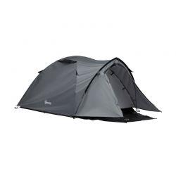 Σκηνή Camping 4 Ατόμων με Προθάλαμο 1000 mm 325 x 183 x 130 cm Outsunny A20-174