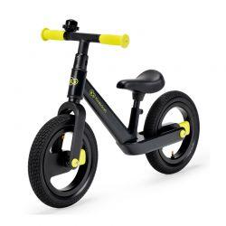 Παιδικό Ποδήλατο Ισορροπίας KinderKraft Goswift Χρώματος Μαύρο KRGOSW00BLK0000