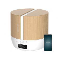 Ηλεκτρικός Διαχυτής Αρώματος και Υγραντήρας Cecotec Pure Aroma 550 Connected White Woody CEC-05647