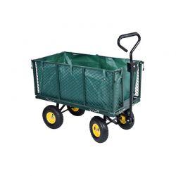 Τρέιλερ Μεταφοράς - Καρότσι Κήπου 122 x 60 x 83 cm Hoppline HOP1001000-1