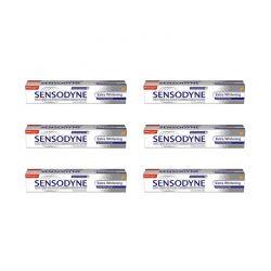 Οδοντόκρεμα Sensodyne Extra Whitening 6 τμχ 75ml SEN-5054563039774-6P
