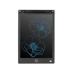 """Ψηφιακός Πίνακας Γραφής - Ηλεκτρονικό Σημειωματάριο με Έγχρωμη Οθόνη LCD 10"""" Writing Tablet SPM 5908222221393-Black"""