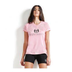 Γυναικεία Καλοκαιρινή Πυτζάμα Sergio Tacchini Χρώματος Ροζ PG34208-AS-PINK