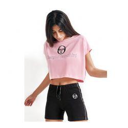 Γυναικεία Καλοκαιρινή Πυτζάμα Sergio Tacchini Χρώματος Ροζ PG34209-AS-PINK