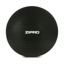 Μπάλα Γυμναστικής 75 cm Χρώματος Μαύρο Zipro 6413429