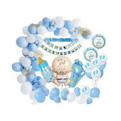 Σετ Διακόσμησης Baby Shower για Αγόρι It's a Boy SPM DYN-5059059089929