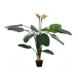 Τεχνητό Φυτό Strelitzia Reginae 155 cm Outsunny 844-337