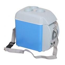 Mini Φορητό Ηλεκτρικό Ψυγείο Θερμαντήρας Αυτοκινήτου 7.5 Lt 12 V HOMCOM C00-020