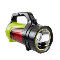 Επαναφορτιζόμενος Φακός LED με Πλαϊνό Φωτισμό Kraft&Dele KD-1243