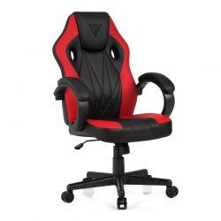 Καρέκλα Gaming Χρώματος Κόκκινο - Μαύρο SENSE7 Prism 7135331