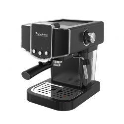 Καφετιέρα Espresso 19 Bar ZEspresso Χρώματος Μαύρο TurboTronic TT-CM23 Black