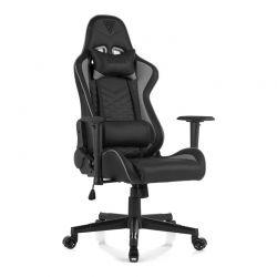 Καρέκλα Gaming Χρώματος Γκρι - Μαύρο SENSE7 Spellcaster 7135344