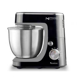Κουζινομηχανή 1400 W Premium ProMix Χρώματος Μαύρο TurboTronic TT-017 Black
