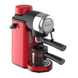 Καφετιέρα Espresso 3.5 Bar Χρώματος Κόκκινο ZEspresso Turbotronic TT-CM24 Red