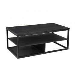 Μεταλλικό Τραπέζι Σαλονιού 110 x 60 x 55 cm VASAGLE LCT501B01