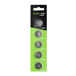 Σετ Μπαταρίες Λιθίου CR2032 3 V 220 mAh 5 τμχ Green Cell XCR01