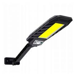Ηλιακός Προβολέας Δρόμου με 180 LED και Ανιχνευτή Κίνησης SPM 15749