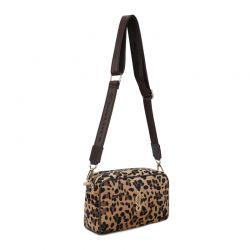 Γυναικεία Τσάντα Ώμου Χρώματος Καφέ Juicy Couture 357 673JCT1357