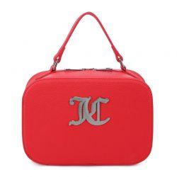 Γυναικεία Τσάντα Χιαστί Χρώματος Κόκκινο Juicy Couture 189 673JCT1145