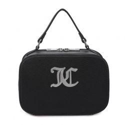 Γυναικεία Τσάντα Χιαστί Χρώματος Μαύρο Juicy Couture 189 673JCT1144