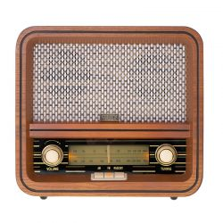 Ραδιόφωνο Retro με Bluetooth και USB Camry CR-1188